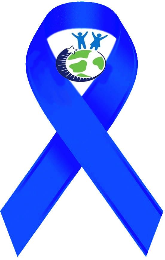 generic ribbon with CGAW logo